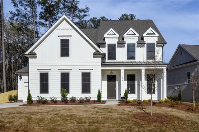 715 Harris Walk Lane, Alpharetta, GA 30009 (MLS #6536023) :: North Atlanta Home Team