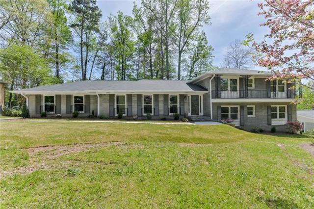1175 Hopkins Terrace NE, Atlanta, GA 30324 (MLS #6536030) :: Iconic Living Real Estate Professionals