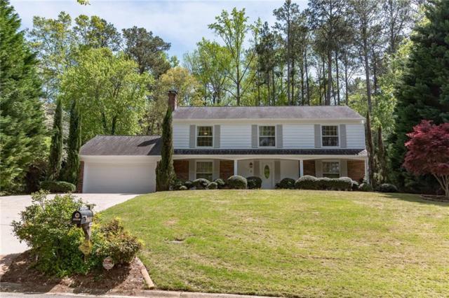3708 Fox Hills Drive SE, Marietta, GA 30067 (MLS #6536044) :: Iconic Living Real Estate Professionals