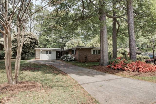 1505 Sanden Ferry Drive, Decatur, GA 30033 (MLS #6536067) :: The Zac Team @ RE/MAX Metro Atlanta