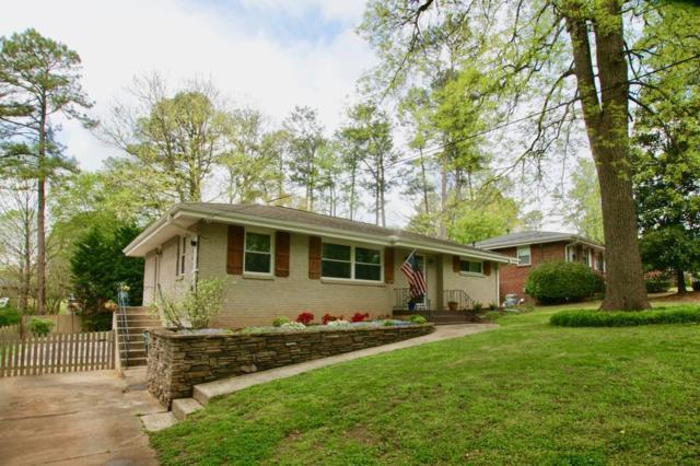 3716 Alpine Drive SE, Smyrna, GA 30082 (MLS #6536125) :: Iconic Living Real Estate Professionals