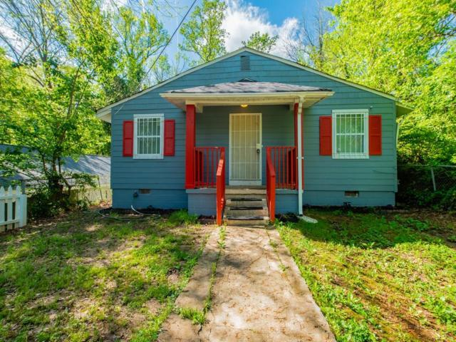 1268 Ladd Street SW, Atlanta, GA 30310 (MLS #6536165) :: The Hinsons - Mike Hinson & Harriet Hinson