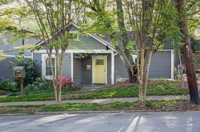 307 Clifton Road NE, Atlanta, GA 30307 (MLS #6536173) :: The Hinsons - Mike Hinson & Harriet Hinson