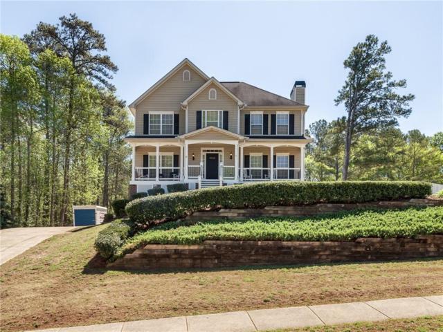 4865 Brown Leaf Drive, Powder Springs, GA 30127 (MLS #6536183) :: RE/MAX Paramount Properties