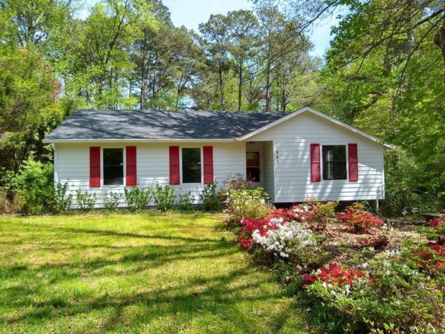 741 Wedgewood Drive, Alpharetta, GA 30004 (MLS #6536195) :: Iconic Living Real Estate Professionals