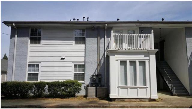 1212 Utoy Springs Road SW #43, Atlanta, GA 30331 (MLS #6536236) :: The Hinsons - Mike Hinson & Harriet Hinson