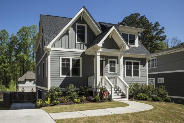 140 Park Drive, Decatur, GA 30030 (MLS #6536246) :: Iconic Living Real Estate Professionals