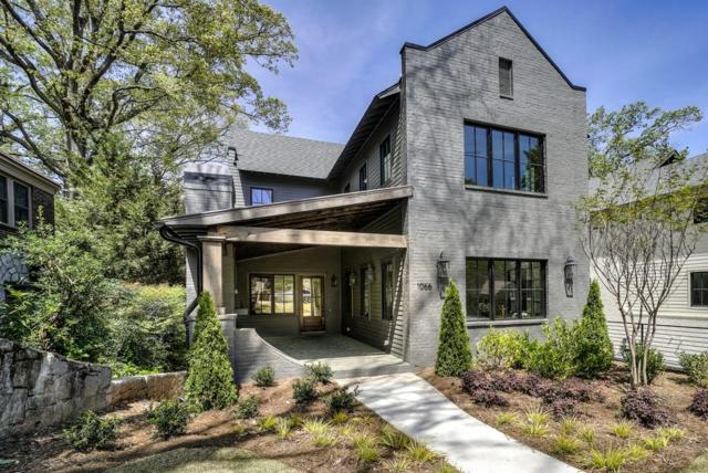 1066 Amsterdam Avenue NE, Atlanta, GA 30306 (MLS #6536269) :: Iconic Living Real Estate Professionals
