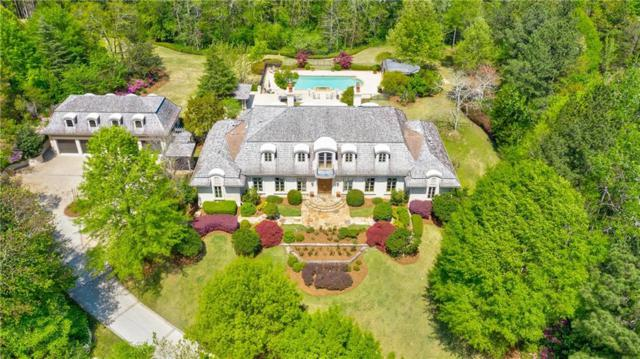 3885 Parian Ridge Road NW, Atlanta, GA 30327 (MLS #6536277) :: The Hinsons - Mike Hinson & Harriet Hinson