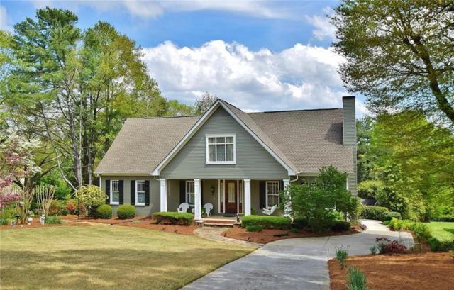 1616 Blueridge Drive, Gainesville, GA 30501 (MLS #6536308) :: RE/MAX Paramount Properties