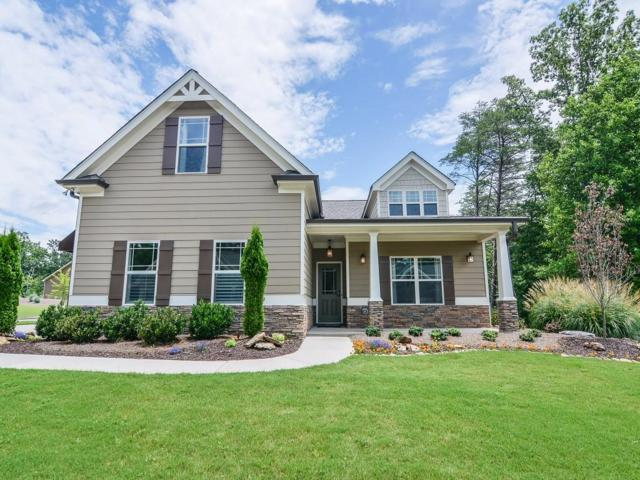 142 Hawks Trail, Waleska, GA 30183 (MLS #6536338) :: Iconic Living Real Estate Professionals