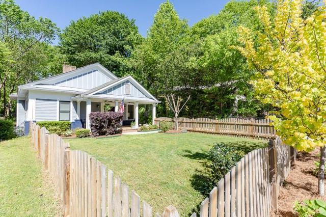 645 Moreland Avenue SE, Atlanta, GA 30316 (MLS #6536346) :: The Hinsons - Mike Hinson & Harriet Hinson