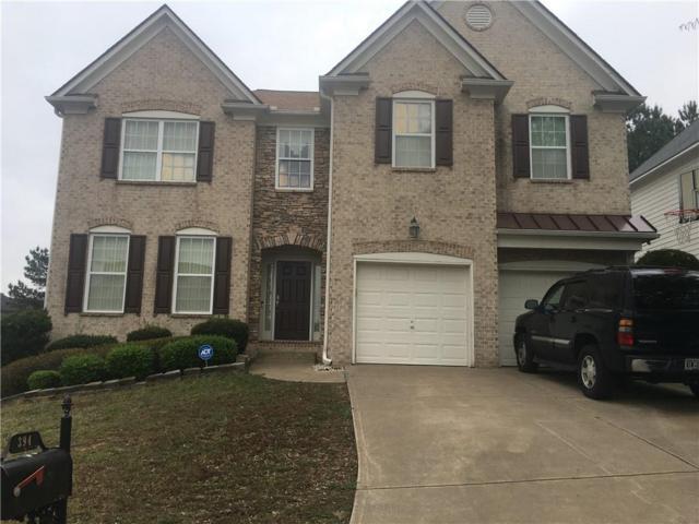 394 Simonton Oak Lane, Lawrenceville, GA 30045 (MLS #6536379) :: Hollingsworth & Company Real Estate