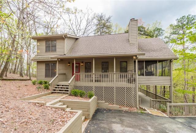 317 Teaberry Lane, Big Canoe, GA 30143 (MLS #6536417) :: RE/MAX Paramount Properties