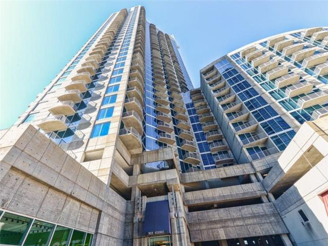 400 W Peachtree Street NW #1116, Atlanta, GA 30308 (MLS #6536620) :: RE/MAX Paramount Properties
