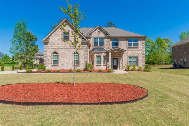 709 Peninsula Overlook, Hampton, GA 30228 (MLS #6536671) :: North Atlanta Home Team