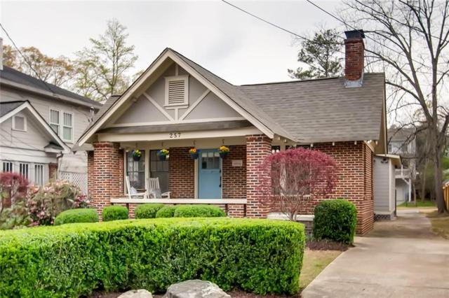 257 2nd Avenue, Decatur, GA 30030 (MLS #6536689) :: RE/MAX Paramount Properties