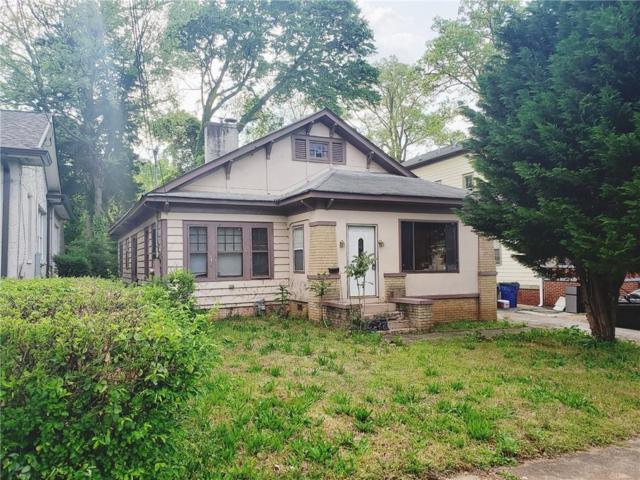 1595 Melrose Drive SW, Atlanta, GA 30310 (MLS #6536694) :: Iconic Living Real Estate Professionals