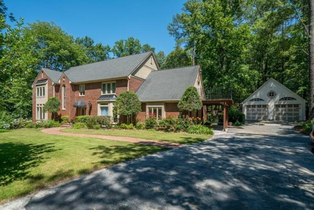 9 Fox Chase SW, Rome, GA 30165 (MLS #6536697) :: The Hinsons - Mike Hinson & Harriet Hinson