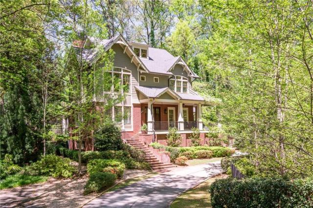 4027 Mcclatchey Circle NE, Atlanta, GA 30342 (MLS #6536774) :: The Hinsons - Mike Hinson & Harriet Hinson