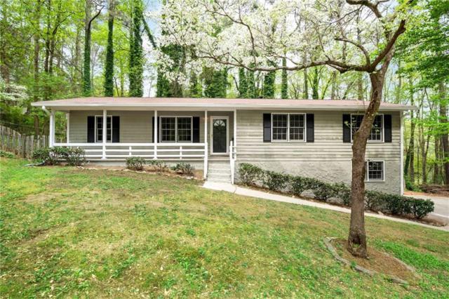 307 Jason Court, Woodstock, GA 30188 (MLS #6536775) :: Iconic Living Real Estate Professionals