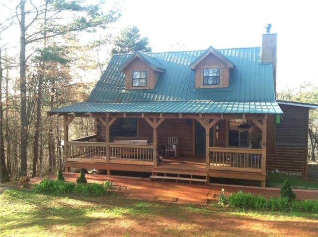 160 Fawn Trail, Waleska, GA 30183 (MLS #6536785) :: Path & Post Real Estate