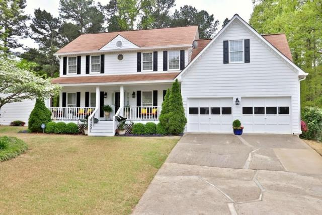 3383 Woodlaurel Drive, Snellville, GA 30078 (MLS #6536805) :: Iconic Living Real Estate Professionals