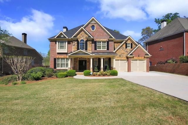 5964 Downington Ridge NW, Acworth, GA 30101 (MLS #6536808) :: Iconic Living Real Estate Professionals