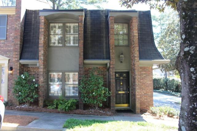 26 Old Ivy Square NE #26, Atlanta, GA 30342 (MLS #6536820) :: The Hinsons - Mike Hinson & Harriet Hinson