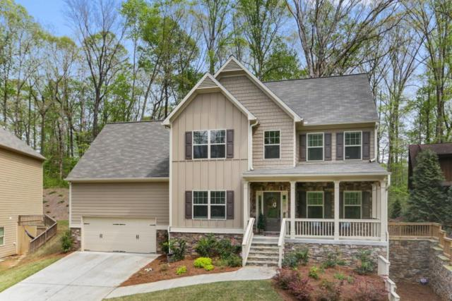 4131 Hidden Enclave Lane NW, Kennesaw, GA 30152 (MLS #6536900) :: Iconic Living Real Estate Professionals