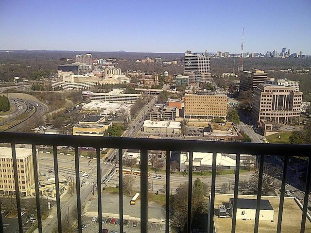1280 W Peachtree Street NW #3512, Atlanta, GA 30309 (MLS #6536905) :: The Hinsons - Mike Hinson & Harriet Hinson