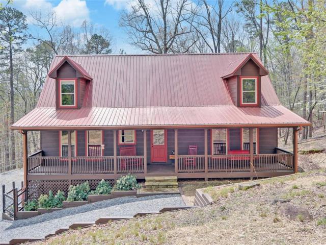 1030 Palisade Drive, Ellijay, GA 30540 (MLS #6536981) :: RE/MAX Paramount Properties