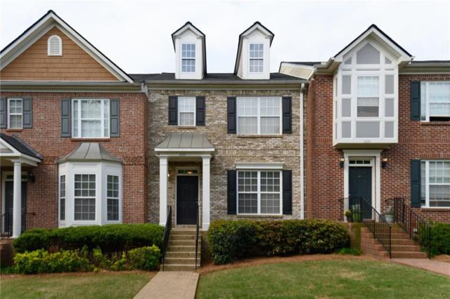 1633 Perserverence Hill Circle NW #11, Kennesaw, GA 30152 (MLS #6537052) :: The Cowan Connection Team