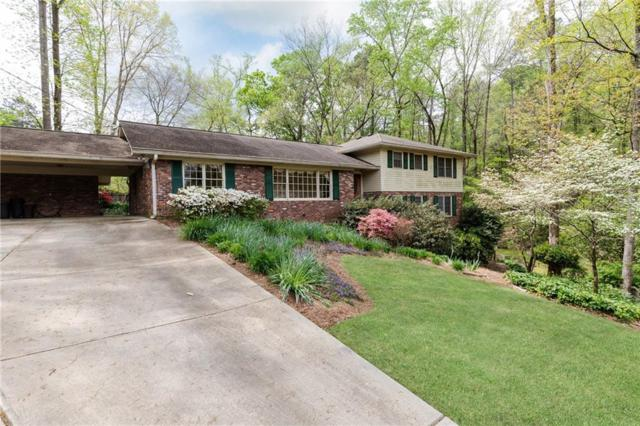 5110 Marbury Circle, Sandy Springs, GA 30327 (MLS #6537074) :: The Zac Team @ RE/MAX Metro Atlanta