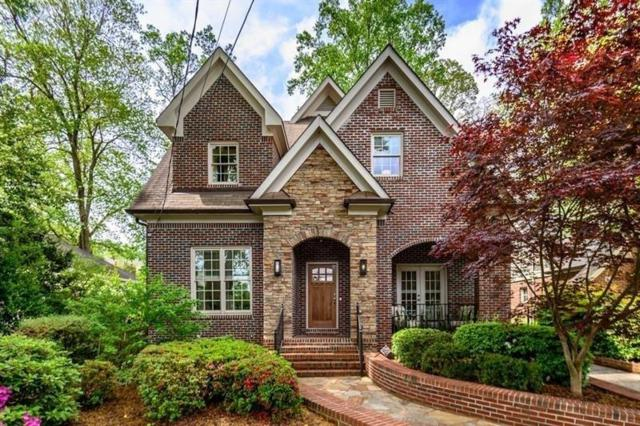 1123 University Drive NE, Atlanta, GA 30306 (MLS #6537107) :: Iconic Living Real Estate Professionals