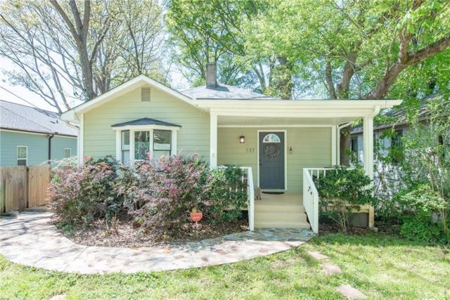 137 Dearborn Street SE, Atlanta, GA 30317 (MLS #6537166) :: Iconic Living Real Estate Professionals
