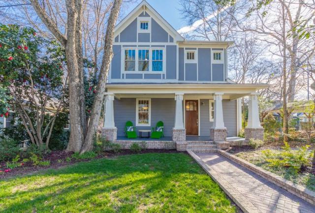 243 Mathews Avenue NE, Atlanta, GA 30307 (MLS #6537302) :: Iconic Living Real Estate Professionals