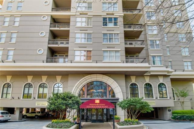 3334 Peachtree Road NE #1001, Atlanta, GA 30326 (MLS #6537307) :: The Zac Team @ RE/MAX Metro Atlanta