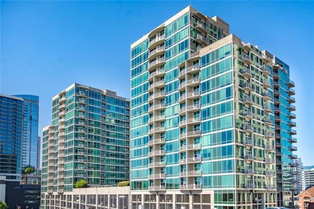 943 Peachtree Street NE #1405, Atlanta, GA 30309 (MLS #6537323) :: RE/MAX Paramount Properties