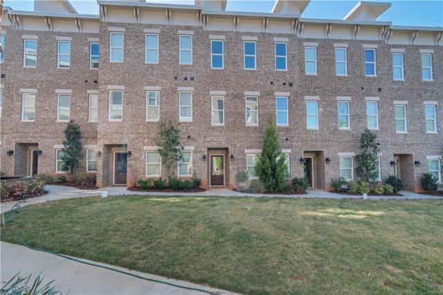 357 Brownstones Circle Ne NE, Atlanta, GA 30312 (MLS #6537465) :: Iconic Living Real Estate Professionals