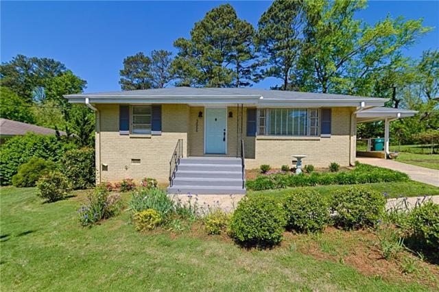 3666 Wisteria Lane SE, Smyrna, GA 30082 (MLS #6537502) :: Kennesaw Life Real Estate