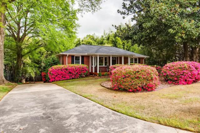 281 Woodview Lane SE, Smyrna, GA 30082 (MLS #6537591) :: Iconic Living Real Estate Professionals