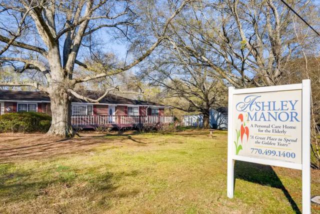 532 Dickson Road, Marietta, GA 30066 (MLS #6537616) :: The Heyl Group at Keller Williams