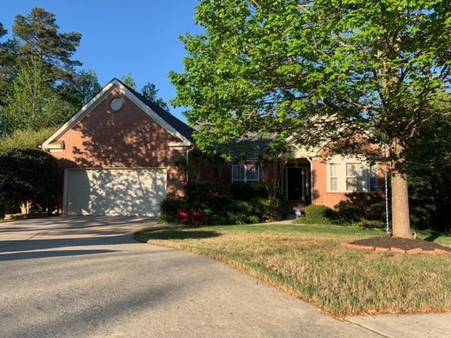 1211 Oak Haven Way, Lawrenceville, GA 30043 (MLS #6537642) :: Rock River Realty