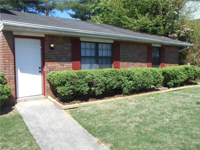 6354 Shannon Parkway 10D, Union City, GA 30291 (MLS #6537715) :: RE/MAX Paramount Properties