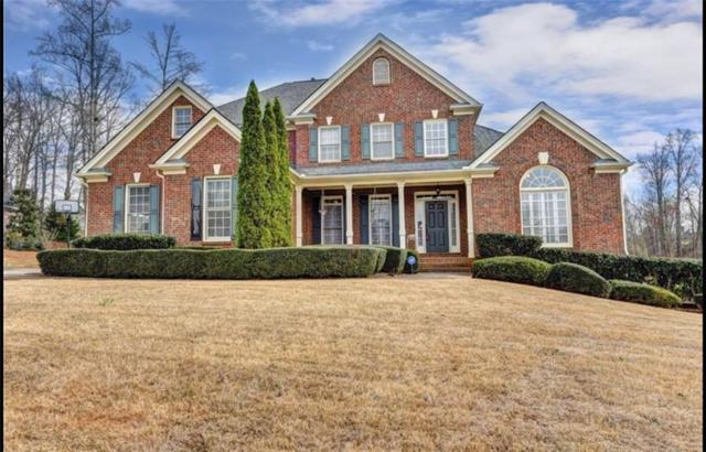 878 Carriage Post Court, Lawrenceville, GA 30046 (MLS #6537770) :: The Heyl Group at Keller Williams