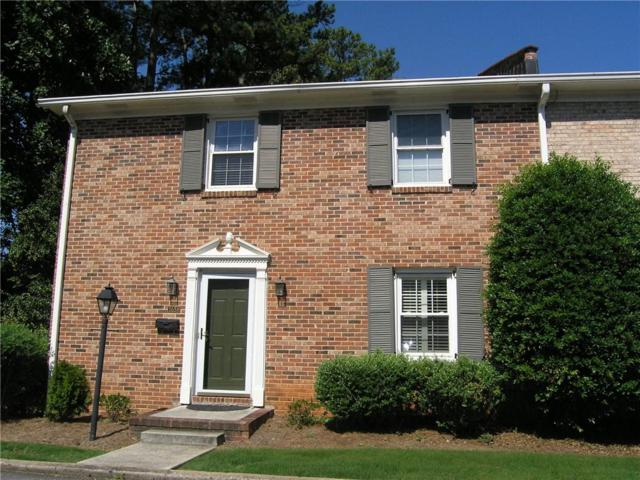 1658 Executive Park Lane NE, Brookhaven, GA 30329 (MLS #6537789) :: The Hinsons - Mike Hinson & Harriet Hinson