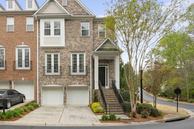 3088 Woodwalk Drive SE #5, Atlanta, GA 30339 (MLS #6537930) :: Iconic Living Real Estate Professionals
