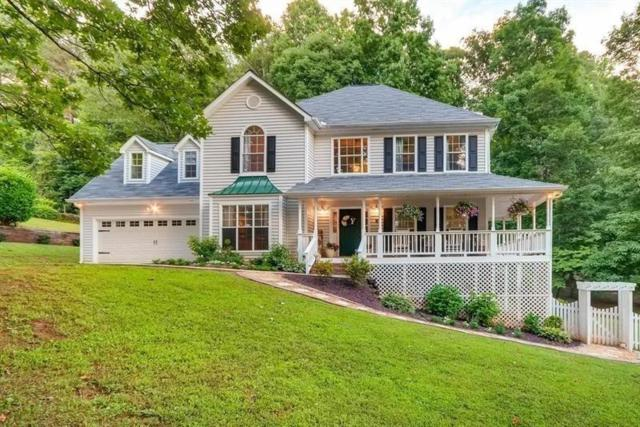 5370 Yeager Road, Douglasville, GA 30135 (MLS #6537944) :: Iconic Living Real Estate Professionals
