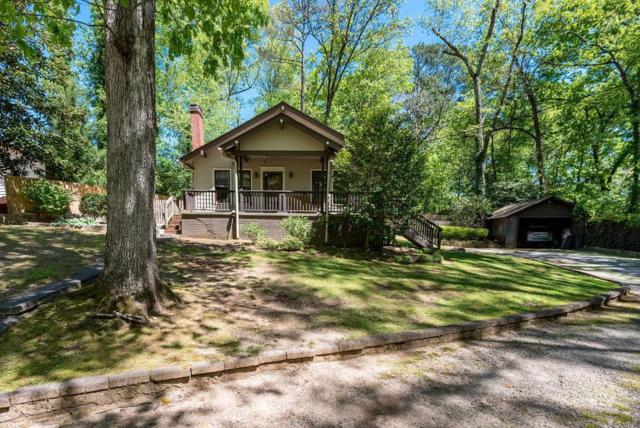 580 Chicasaw Drive, Marietta, GA 30060 (MLS #6538042) :: Iconic Living Real Estate Professionals